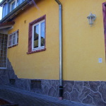 Restauration der Außenfassade FS Wanddesign nachher